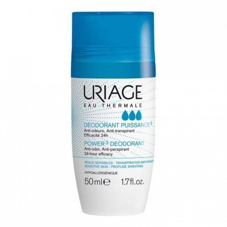 Uriage Deodorant Tri Activ Roll-on 50ml by Uriage