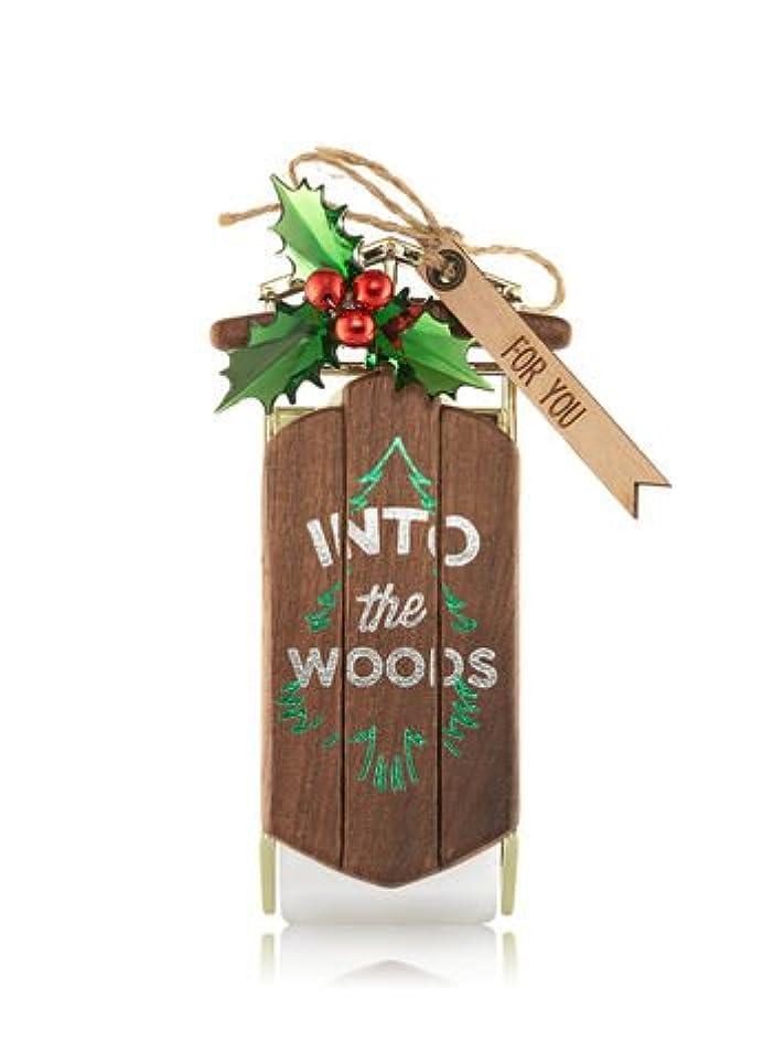 検出可能モードブル【Bath&Body Works/バス&ボディワークス】 ルームフレグランス プラグインスターター (本体のみ) イントゥーザウッズ Wallflowers Fragrance Plug Into The Woods [並行輸入品]