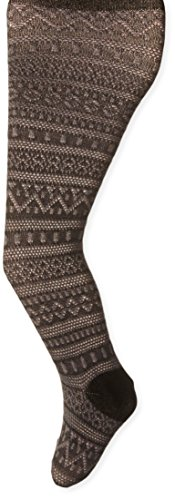 Jefferies Socks Mädchen Socken Gr. 8-10 Jahre, schwarz/grau