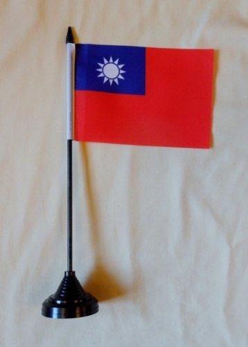 Chinesisch-Taipeh Tisch-Flagge