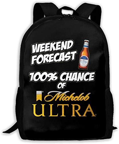 TTmom Cartables,Sac à Dos Loisir Forecast 100 Unisex Backpack Shoulder Bag School Backpack Travel...