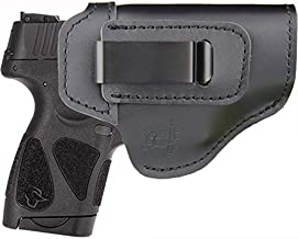 IWB Holster Fits:Taurus G2C / G2S / TH9c Compact/Millennium G2 / 709 740 Slim - Inside Waistband Concealed Carry Pistols Holster (Right Side)