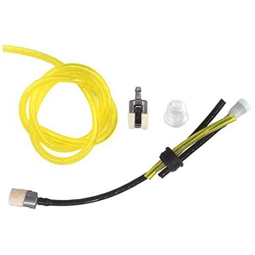 AISEN Kit de filtre à essence avec joint et filtre à carburant pour GX22 GX25 GX31 GX35 coupe-fil