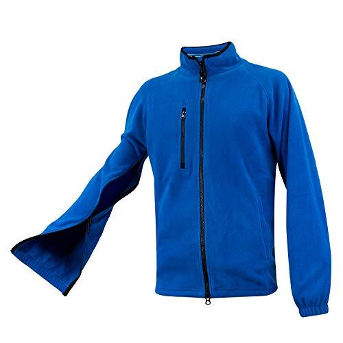 sporthoch2 Reha-Jacke (L, Royal-Blau)
