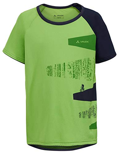 VAUDE T-Shirt Unisexe pour Enfant Moab L Vert Pomme