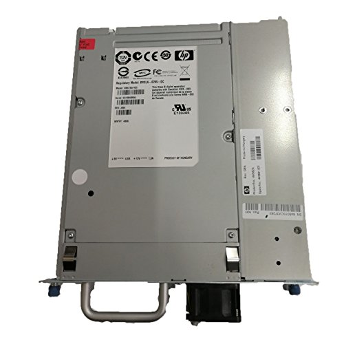 Hewlett Packard Enterprise SCSI Tape Drive Assy 445891 001