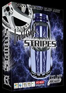 racing stripes eps vector sign clipart