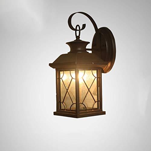 XIN Europese mediterrane wandlamp persoonlijkheid creatief paard lichten balkon verlichting kleding winkel buitenverlichting