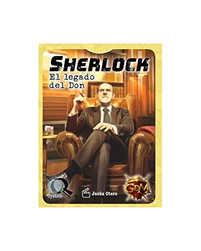 Sherlock: El legado del Don. Serie Q3 (GDM Games)