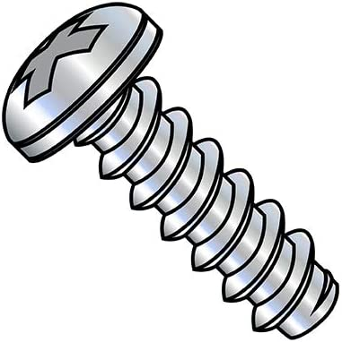 1 4-14X1 3 Sale special price 4 Phillips Pan Self Thread Factory outlet Screw Type Tapping Fully B