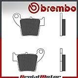 Pastiglie Brembo Freno Post 07106.CC CABALLERO MOTARD 50 2010 2012