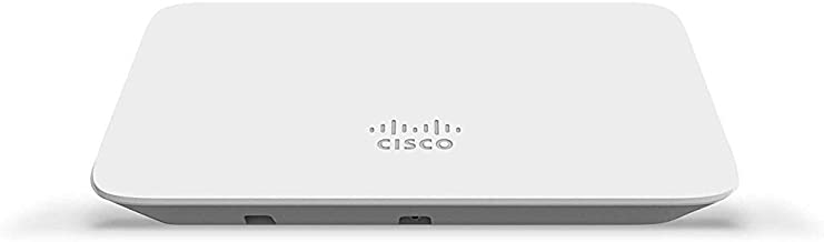 MR20-HW Cisco Meraki, MR20 Meraki Cloud Managed AP (Access Point) with: LIC-ENT-1YR - 1 Year Cisco Meraki Enterprise License