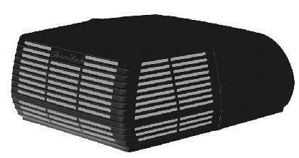 Coleman-Mach 02-2212 Mach 3 Plus 48203 Series RV Air Conditioner Upper Unit 48203C969-13,500, Black