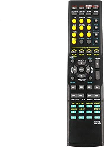 Mando a distancia para receptor AV Calvas para Yamaha RAV315 HTR-6050 RX-V461 RXV561 RX-V450