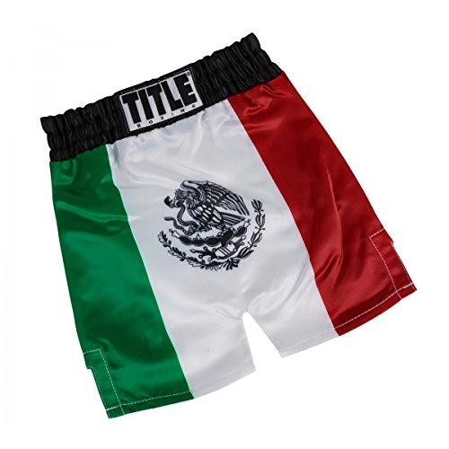 Title Mini Boxing Trunks, Mexico