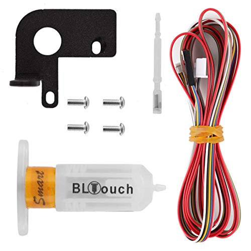 Creality BLTouch V2 Auto Bed Leveling Sensor Kit Accessories for Creality CR -10/CR-10S4/S5/CR20/20Pro 3D Printer, Work for 2560 Mainboard 3D Printer