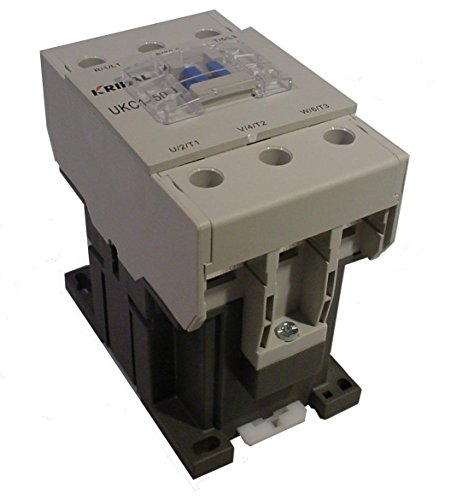 How to Kripal/Yagi UKC1-65 Contactor 65 Amp 40 HP 3 Pole Relay 120 A O Smith Fse Wiring Diagram on