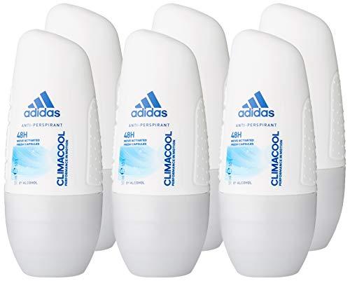 Desodorante Adidas Adipure Body Spray, para hombre, 150ml, paquete de 6 unidades