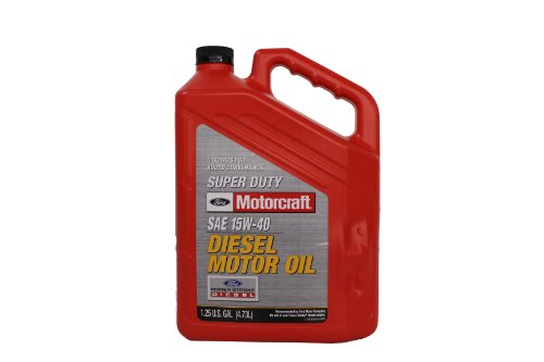Ford Motorcraft Super Duty Oil