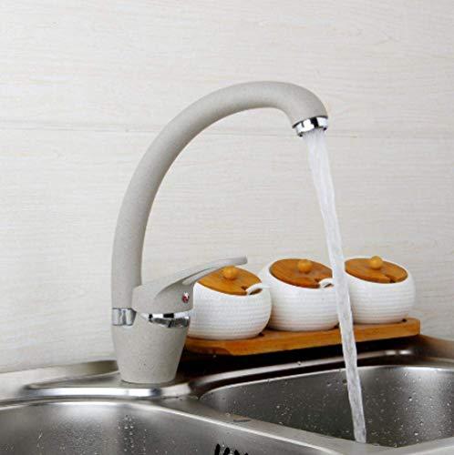GAOZ Wasserhahn Küche Spüle Schwenkbar Küchenarmatur Einhebelmischer