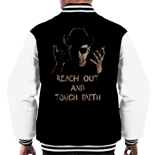 Cloud City 7 Reach Out and Touch Faith Men's Varsity Jacket