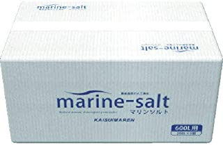 カイスイマレン 人工海水 マリンソルト 600L用 MS600 MS600