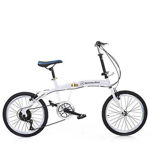 Grimk 20 Zoll Klapprad Faltrad Aluminium Damen Leicht Falträder Klappräder Männer Faltbar Fahrrad Erwachsene Mit Kinder Citybike Herren Klappfahrrad Urban Bike