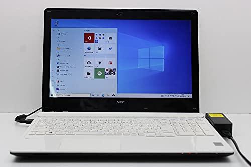 NEC PC-NS700BAW Core i7 5500U 2.4GHz/8GB/256GB(SSD)/Blu-rayMulti/15.6W/FWXGA(1366x768)/Win10