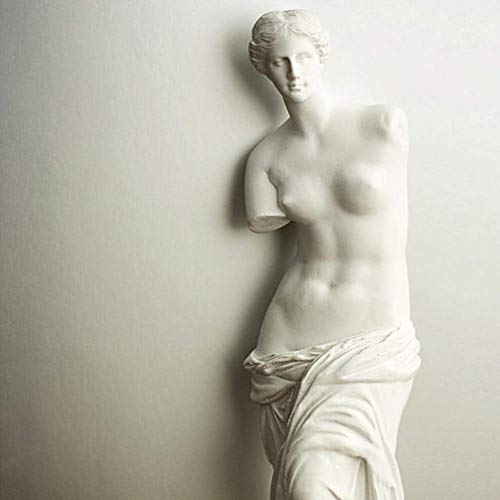 CBAM Sculpture Venus de Milo en Poudre de marbre Marble Powder 17 cm