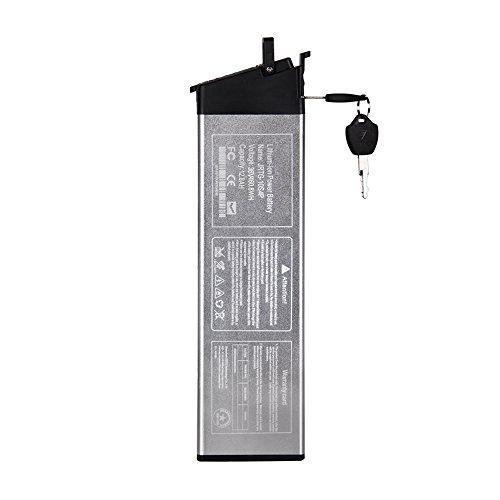 eBike_RICHBIT Batteria al Litio per Batteria 36V 12.8AH LG Ebike per Batteria di Ricambio RLH-860