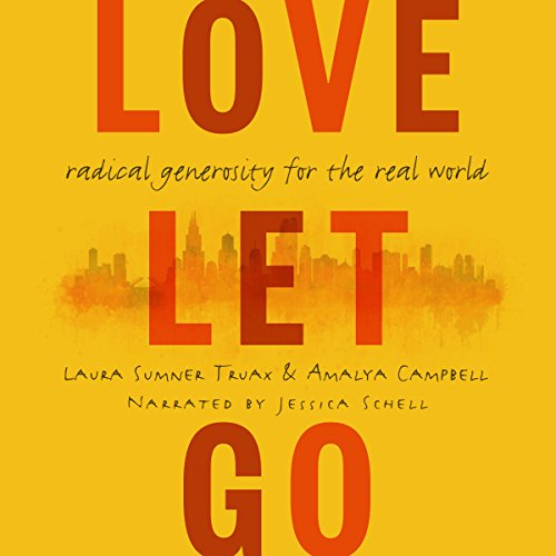 Love Let Go audiobook cover art