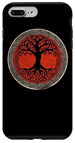 iPhone 7 Plus/8 Plus Viking Tree Yggdrasil Odin Wotan Norse Mythology Valhalla Case