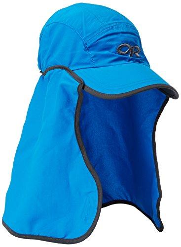 Outdoor Research Bonnet de Coureur de Soleil pour Enfant, Hydro, XS