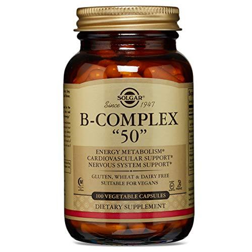 Solgar Fórmula Vitamina B-Complex