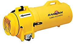 RamFan UB20 Confined Space 120V Blower and Duct/Canister - 25ft