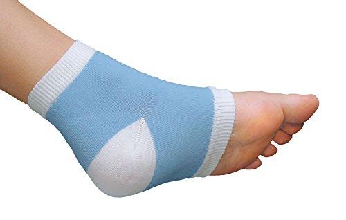 Pedifix Visco-Gel Heel-So-Smooth Heel Sleeves by PediFix