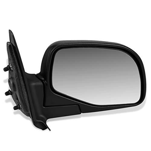 DNA MOTORING OEM-MR-FO1321165 Espejo de puerta de vista lateral derecha manual de estilo de fábrica