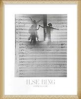 ポスター イルゼ ビング Hymne a la joie 額装品 ウッドベーシックフレーム(ナチュラル)