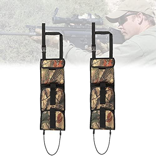 WSVULLD Sillón trasero del coche Sling, arma de caza Sling con fácil instalación, bolsa de almacenamiento de automóviles multifuncional, camión asiento oculto paraguas rit rifles escopeta de a