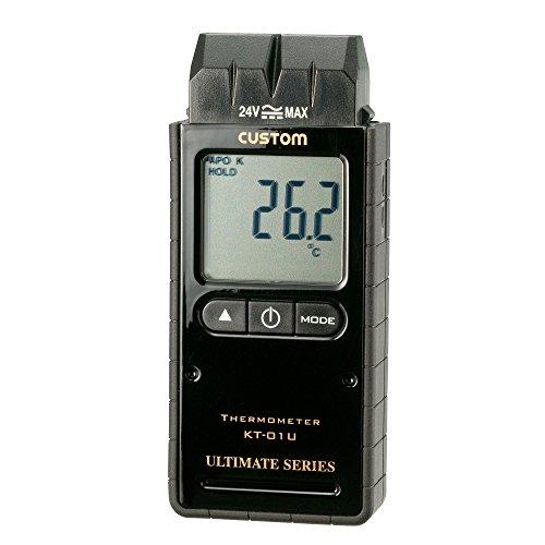 カスタム (CUSTOM) デジタル温度計 K熱電対式 セパレートタイプ アルティメットシリーズ KT-01U