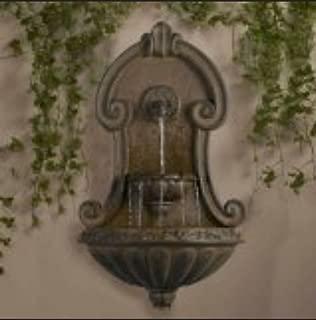 Muro Elegante Wall Fountain Finish: Copper