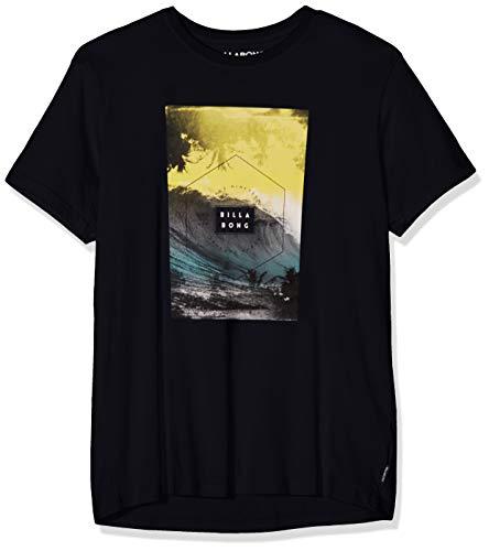 BILLABONG Section tee SS Camiseta, Azul (Navy 21), XS para Hombre