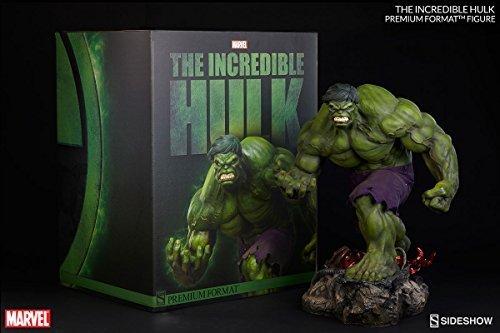 Sideshow Marvel Comics The Incredible Hulk Premium Format Figure Statue image