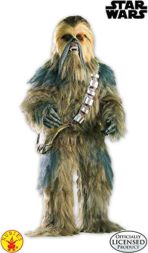 Rubie's Adult Star Wars Supreme Edition Costume, Chewbacca, Standard