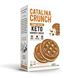 Keto Friendly: Our Peanut Butter Keto Sandwich Cookies have only 5g Net Carbs, and are packed with 4g Plant Protein and 3g Fiber. Premium, All-Natural Ingredients: Our Sandwich Cookies are made with a blend of Organic, Non-GMO pea protein and Prebiot...