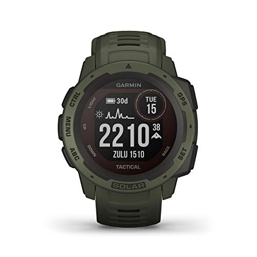 Garmin Instinct Tactical Solar