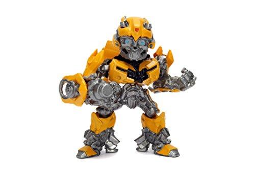 Jada 99387 - Bumblebee, Transformers, 4' Die Cast