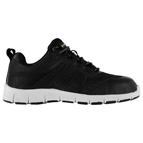 Dunlop , Herren Sicherheitsschuhe schwarz schwarz