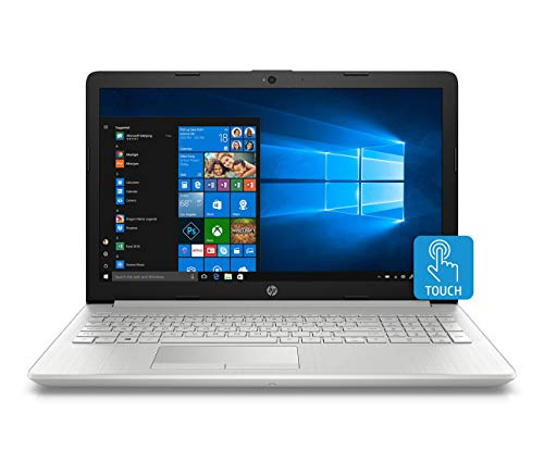 HP 15 Core i3 7th Gen 15.6-inch Touchscreen Laptop (4GB/1TB HDD/Windows 10/MS...