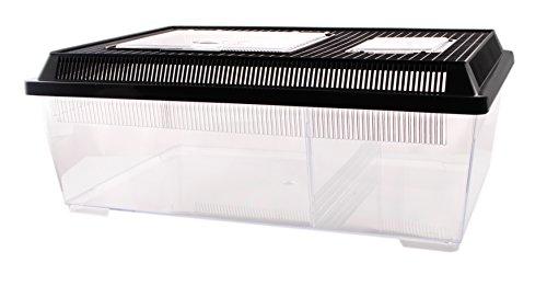 Plastikterrarium flach, 46x30,5x17cm